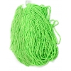 Seedbead 10/0 Shiny Green Strung
